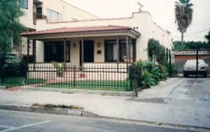 806 WESTBOURNE DRIVE<br>WEST HOLLYWOOD, CA 90069